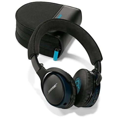Фотография товара наушники Bluetooth Bose SoundLink On-Ear Black/Blue (50042387)