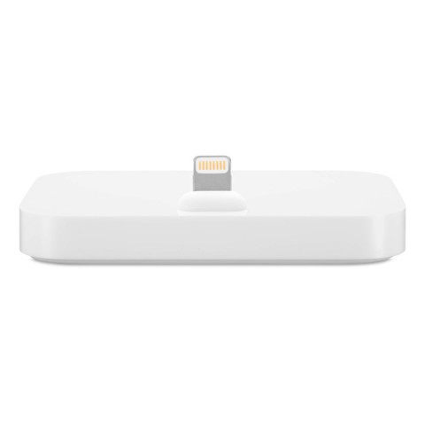 Фотография товара док-станция для телефона Apple iPhone Lightning Dock (MGRM2ZM/A) (50043045)