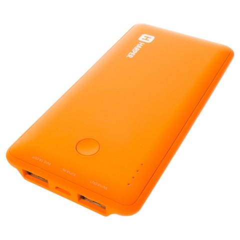 Фотография товара внешний аккумулятор Harper PB-6001 Orange 6000 mAh (50043060)