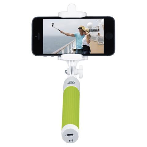 Фотография товара монопод для смартфона InterStep MP-115B Green (IS-HD-MPSP115GR-BT0B201) (50043098)