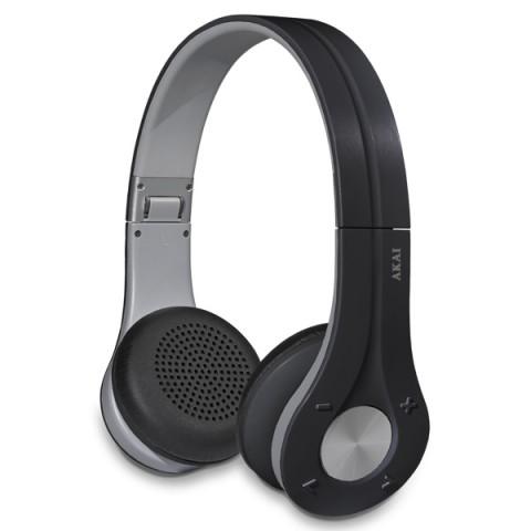 Фотография товара наушники Bluetooth Akai HD-123B (50043295)