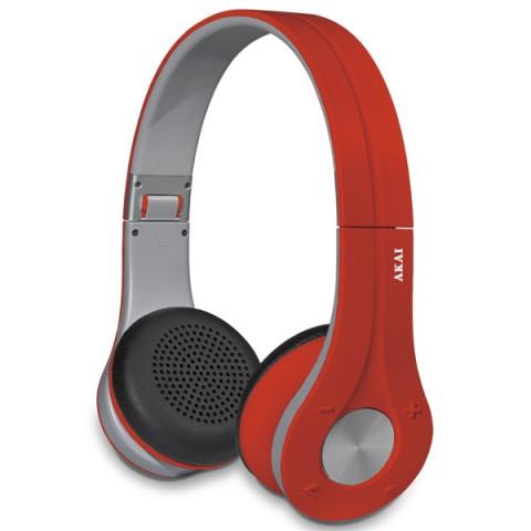 Фотография товара наушники Bluetooth Akai HD-123R (50043297)