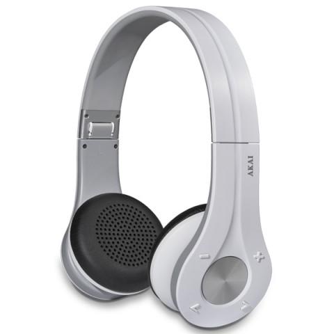Фотография товара наушники Bluetooth Akai HD-123W (50043298)
