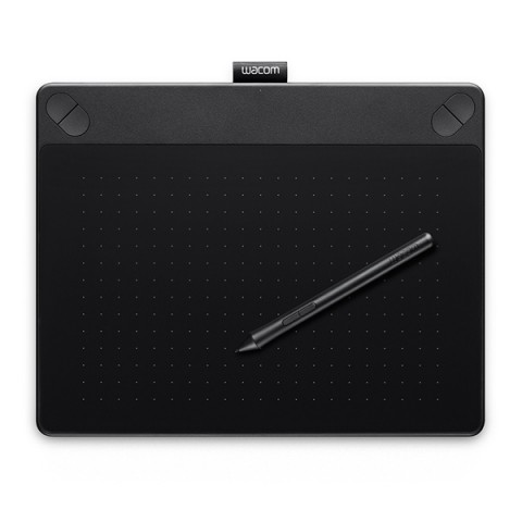 Фотография товара планшет Wacom Intuos Art Pen&Touch Medium Black (CTH-690AK-N) (50043609)