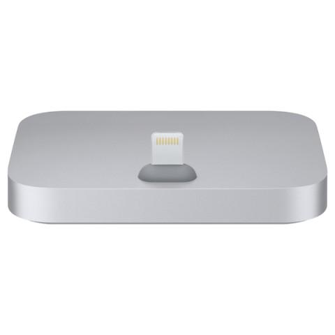 Фотография товара док-станция для телефона Apple iPhone Lightning Dock Space Gray (50043634)