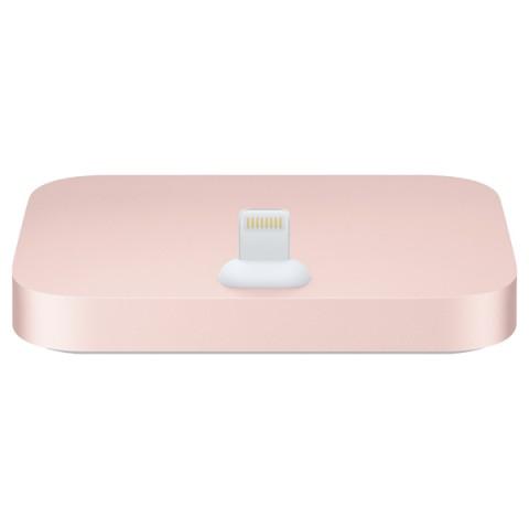 Фотография товара док-станция для телефона Apple iPhone Lightning Dock Rose Gold (50043637)
