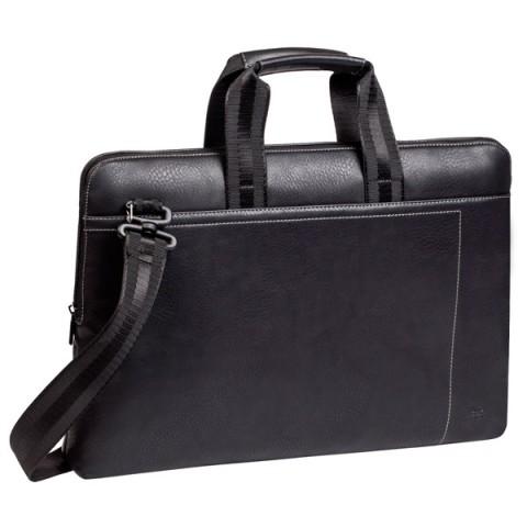 """Фотография товара кейс для ноутбука до 15"""" RIVACASE 8930 Black (50043715)"""