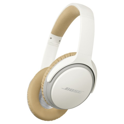 Фотография товара наушники Bluetooth Bose SoundLink Around-Ear II White (50044140)