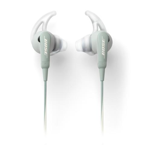 Фотография товара спортивные наушники Bose SoundSport In-Ear Frost to Apple (50044146)