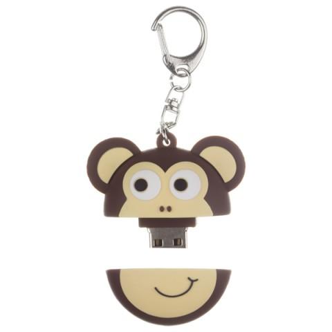 Фотография товара флеш-диск Trendz My Doodles Monkey (DDMKYUSB) (50044152)