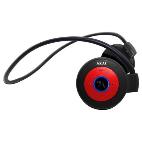 Фотография товара спортивные наушники Bluetooth Akai HD-152BR (50044180)