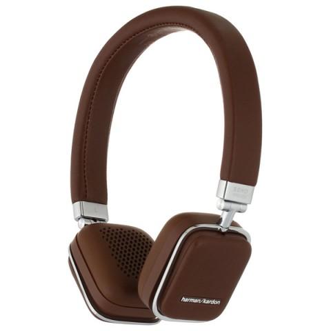 Фотография товара наушники Bluetooth Harman/Kardon Soho BT Brown (HKSOHOBTBRN) (50044181)