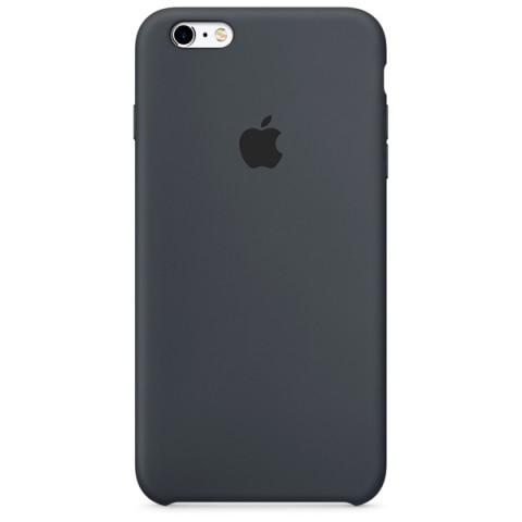 Фотография товара чехол для iPhone Apple iPhone 6s Silicone Case Charcoal Gray (50044211)
