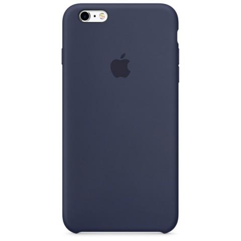 Фотография товара чехол для iPhone Apple iPhone 6/6s Silicone Case Midnight Blue (50044213)