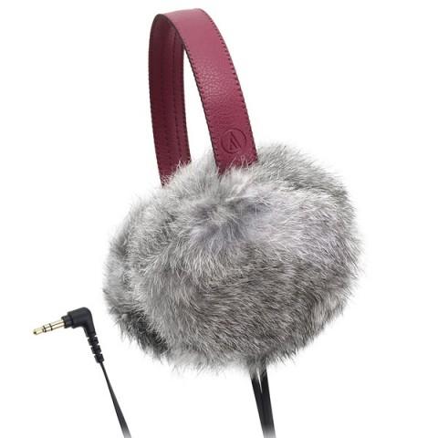 Фотография товара наушники полноразмерные Audio-Technica ATH-FW55 GY(EX) (50044246)