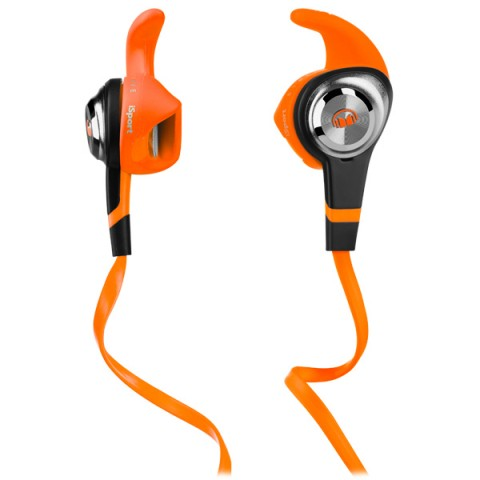 Фотография товара спортивные наушники Monster iSport Strive In-Ear Orange (137029-00) (50044259)