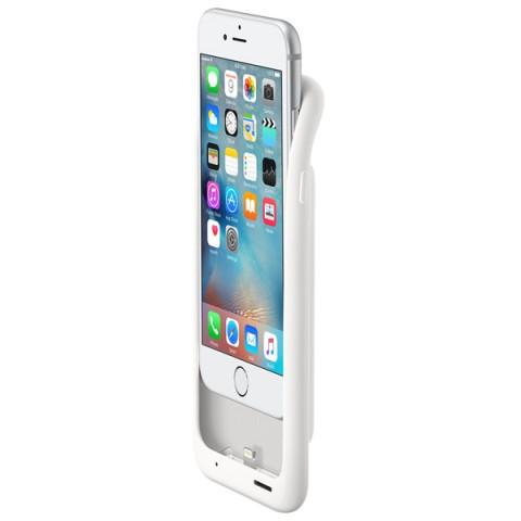 Фотография товара чехол-аккумулятор Apple iPhone 6s Smart Battery Case White (50044277)