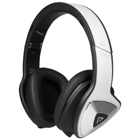Фотография товара наушники полноразмерные Monster DNA Pro 2.0 Over-Ear White Tuxedo (137022-00) (50044345)