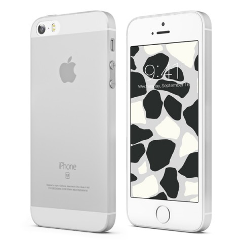 Фотография товара чехол для iPhone Vipe для iPhone 5s/SE (VPIP5SFLEXTR) (50044527)