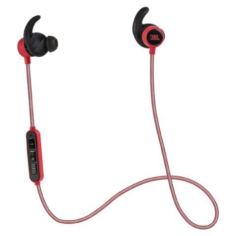 Фотография товара спортивные наушники Bluetooth JBL Reflect Mini BT Red (JBLREFMINIBTRED) (50044530)