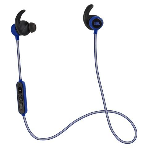 Фотография товара спортивные наушники Bluetooth JBL Reflect Mini BT Blue (JBLREFMINIBTBLU) (50044531)