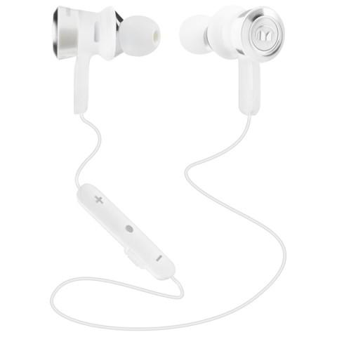Фотография товара наушники Bluetooth Monster Clarity HD In-Ear White (137031-00) (50044565)