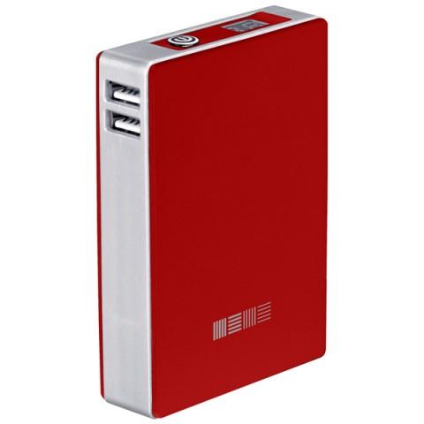 Фотография товара внешний аккумулятор InterStep PB104002UR (IS-AK-PB10402UR-000B201) 10400 mAh (50044575)