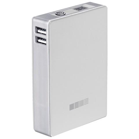Фотография товара внешний аккумулятор InterStep PB104002UW (IS-AK-PB10402UW-000B201) 10400 mAh (50044576)