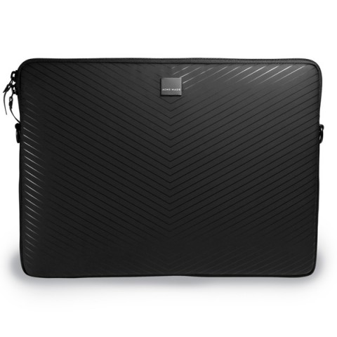 Фотография товара кейс для MacBook Acme Made Smart Laptop Sleeve,MB Pro 15 Matte Black Chevron (50044728)