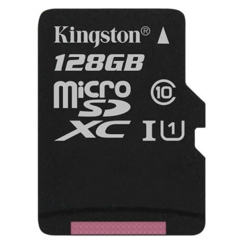 Фотография товара карта памяти SDHC Micro Kingston SDC10G2/128GBSP (50044912)
