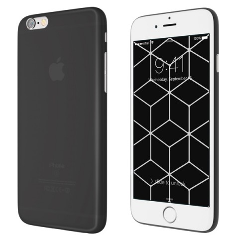 Фотография товара чехол для iPhone Vipe для iPhone 6/6s Black (VPIP6SFLEXBLK) (50044963)