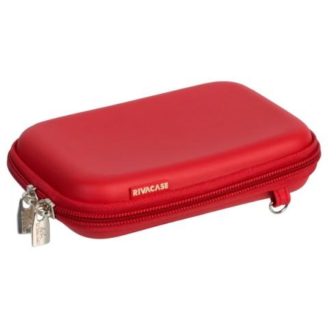 Фотография товара кейс для портативного USB диска/внеш.HDD RIVACASE 9101 Red (50045080)