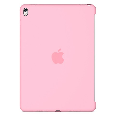 Фотография товара кейс для iPad Pro Apple Silicone Case for 9.7-inch iPad Pro Light Pink (50045127)