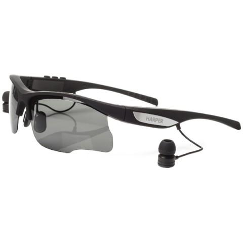 Фотография товара спортивные наушники Bluetooth Harper HB-600 Black (50045541)