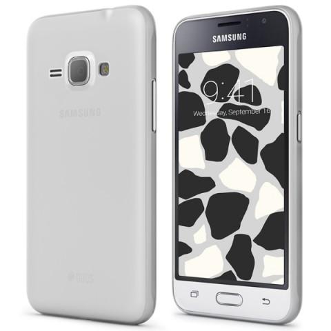 Фотография товара чехол для сотового телефона Vipe для Samsung Galaxy J1 2016 (VPSGGJ120FLEXTR) (50045560)