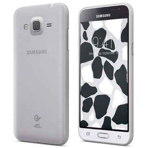 Фотография товара чехол для сотового телефона Vipe для Samsung Galaxy J3 2016 (VPSGGJ320FLEXTR) (50045561)