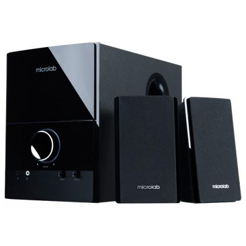 Фотография товара колонки компьютерные 2.1 Microlab M500 Black (50045694)