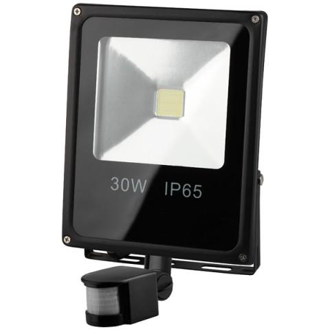 Фотография товара прожектор ЭРА LPR-30-6500К-М-SEN (50046186D)