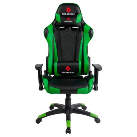 Фотография товара кресло компьютерное игровое Red Square Pro: Fresh Lime (50046768)