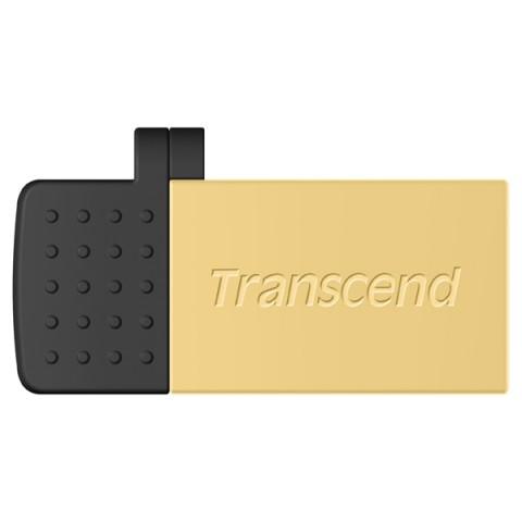 Фотография товара флеш-диск OTG Transcend JetFlash 380 16GB (TS16GJF380G) (50047062)
