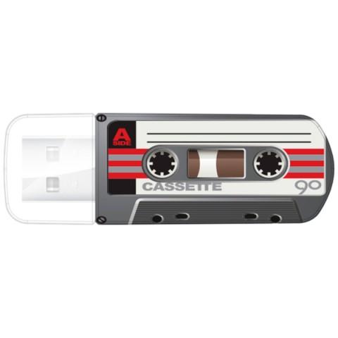 Фотография товара флеш-диск Verbatim Mini Casette Edition Black 32GB (49391) (50047340)