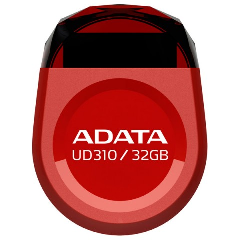 Фотография товара флеш-диск ADATA DashDrive UD310 Red 32GB (AUD310-32G-RRD) (50047412D)