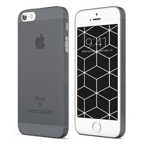 Фотография товара чехол для iPhone Vipe для iPhone 5S (VPIP5SFLEXBLK) (50047513)