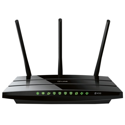 Фотография товара wi-Fi роутер TP-Link TL-WR942N (50047673)
