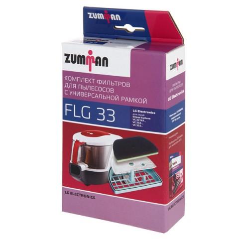 Фотография товара фильтр для пылесоса Zumman FLG33 (50047704)