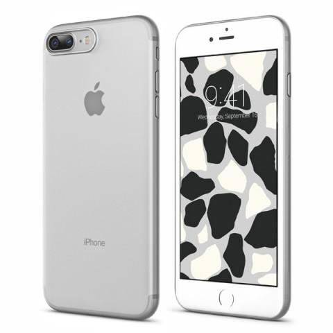 Фотография товара чехол для iPhone Vipe Flex для iPhone 7 Plus, прозрачный (VPIP7PFLEXTR) (50047712)