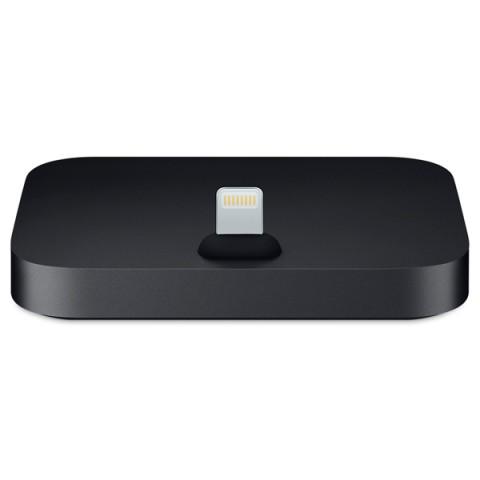 Фотография товара док-станция для телефона Apple iPhone Lightning Dock Black (MNN62ZM/A) (50047788)