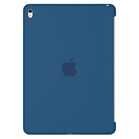 Фотография товара кейс для iPad Pro Apple Silicone Case iPad Pro 9.7 Ocean Blue (MN2F2ZM/A) (50047791)