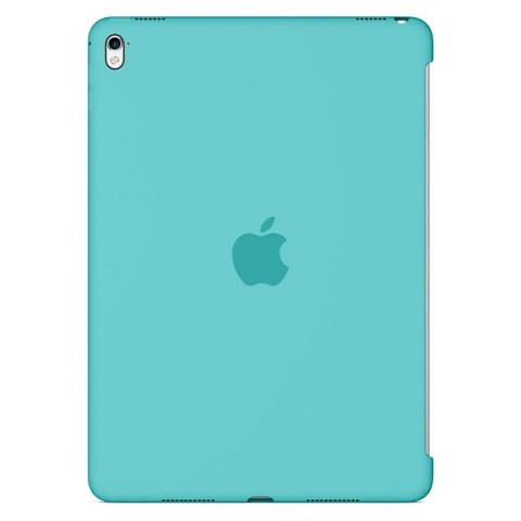 Фотография товара кейс для iPad Pro Apple Silicone Case iPad Pro 9.7 Sea Blue (MN2G2ZM/A) (50047793)