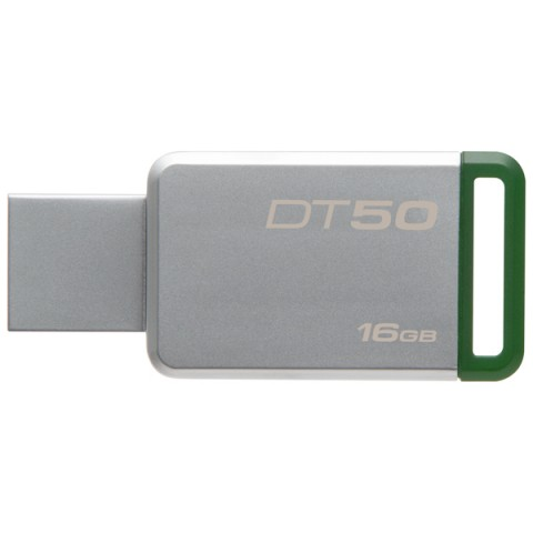 Фотография товара флеш-диск Kingston DT50/16GB (50047880)